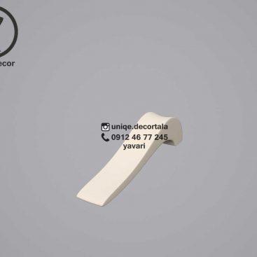 پل دستبندی مدل خوابیده دکوراسیون طلافروشی