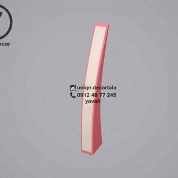 مانکن قاب دستبند ی استند ویترین طلافروشی ایستاده مدل موج ارتفاع