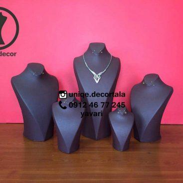 عکس مانکن طلا و جواهر فروشی برای ویترین