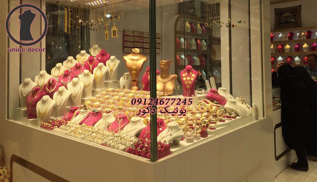 ماکت طلا فروشی