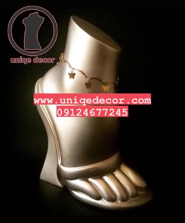 مجسمه پا مدل سامبا